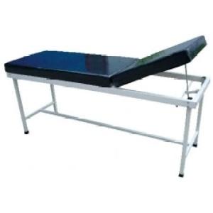 Epoxy Coated Adjustable Examination Bed