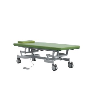 Manufactured Metal Examination Bed for Hospital Use