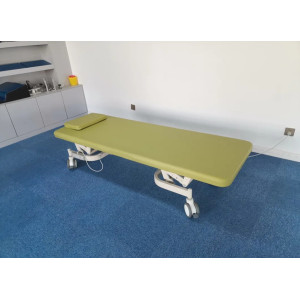 Electric Examination Bed Ultrasound Examination Bed Gynecological Examination Bed