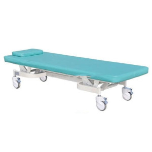 Electric Examination Bed with and Without Wheels