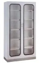Two Doors Hospital Cabinet with Ce, FDA Certifcate