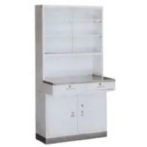 Epoxy Coated Steel Hospital Cabinet