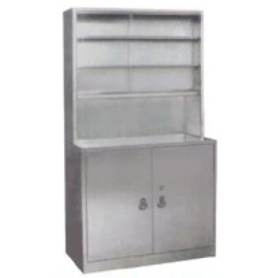 Stainless Steel Hospital Cabinet for Drug Storage