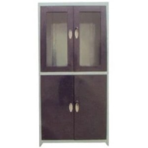 Epoxy Coated Steel Hospital Cabinet for Drug Storage