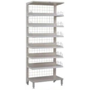 High Quality Single-Side Warehouse Drug Shelves