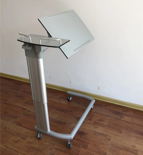 Luxury Rotatable Over Bed Table