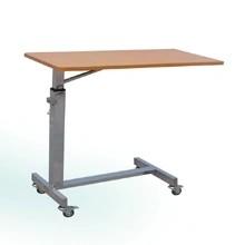 Hospital Furniture, Height Adjustable Hospital Over Bed Table (L-1)