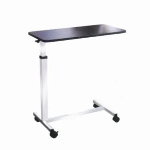 Moveable Hospital Medical Cantilever Dinner Table (XH-O-7)