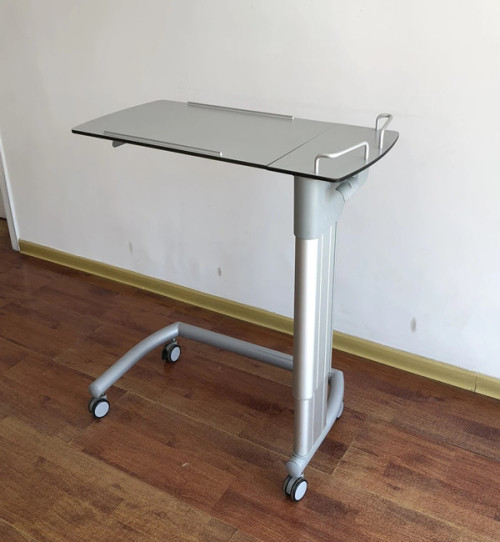Reversible Overbed Table with CE and FDA