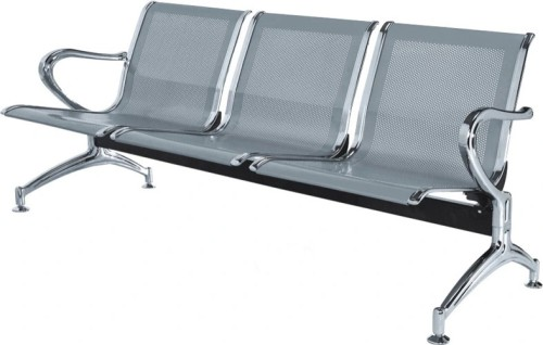 Stainless Steel Waiting Chair for Clinic and Hospital