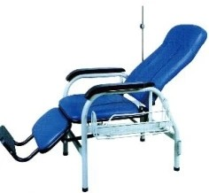 Steel Painted Adjustable Infusion Chair