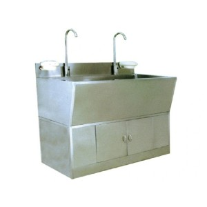 Medical Equipment, Stainless Steel Auto Induction Washing Sink (S-4)