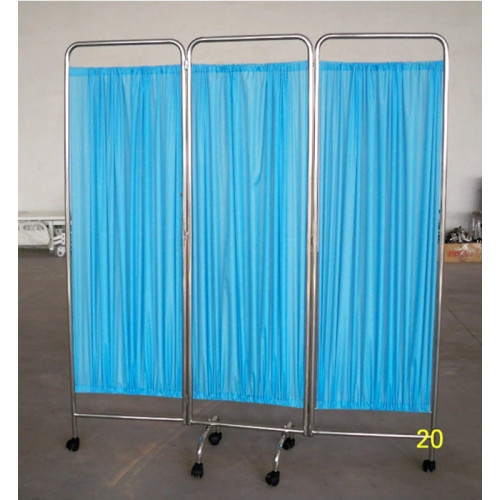 Hospital Ward Folding Screen (3 folds)