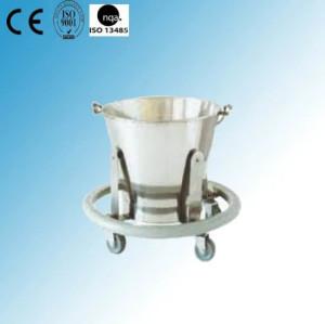 Stainless Steel Kick Bucket (Y-9)
