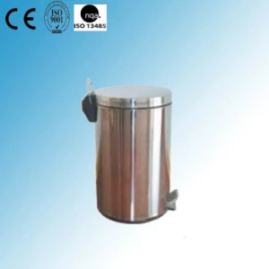 Stainless Steel Waste Bin (Y-10)