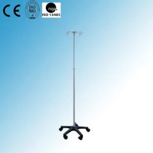 Height Adjustable Hospital I. V Stand (Y-22)