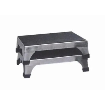Stainless Steel Single Foot Step for Ward Room (XH-L-8)