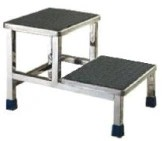 Double Steps Footstool