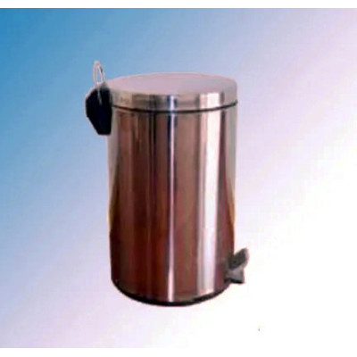 Pedal Bin Stainless Steel Waste Bin