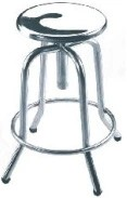 High Quality Stainless Steel Round Stool