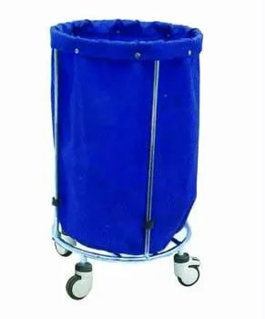 Stainless Steel Hospital Trolley (Q-3)