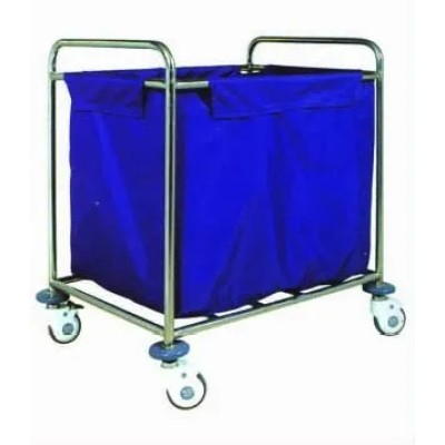 New Stainless Steel Hospital Trolley