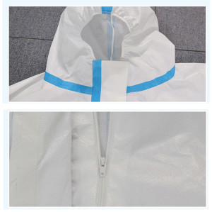 High quality protective suit customization safety equipments type5/6