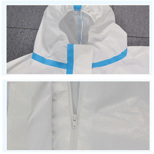 Manufacturer Wholesale Disposable Medical Coverall Protective Clothing Suit