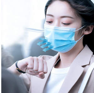 Factory Wholesale High Quality Disposable Earloop Medical Surgical Non-woven Face Mask
