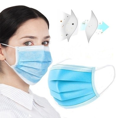Factory price good quality disposable surgical face mask