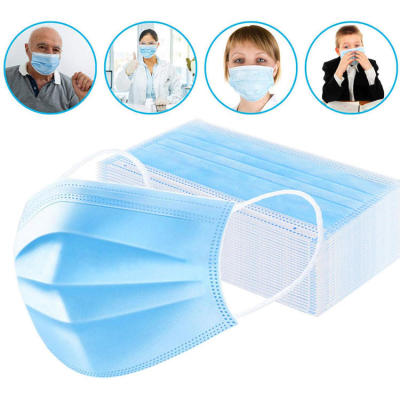 High quality disposable medical face mask manufacture