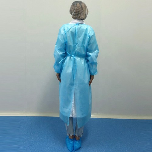 High Quality Hospital Surgical Usage Blue Non-woven Disposable Surgical