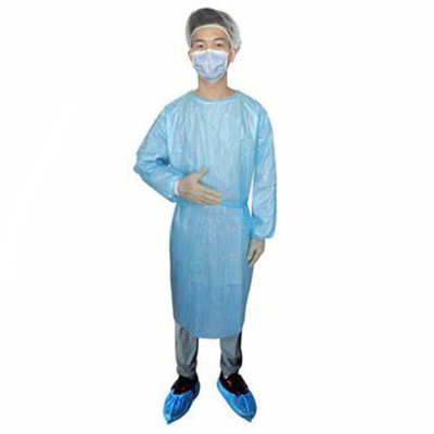 Non woven surgical gown surgical gown sterile sms isolation gowns disposable