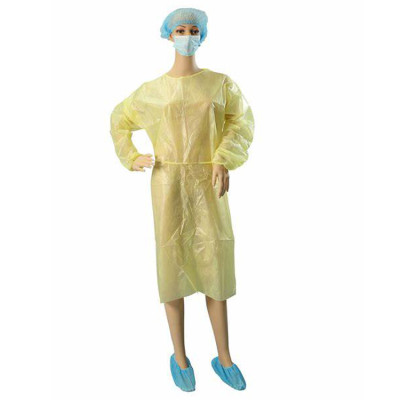 2021 New product disposable surgical gown level 4 isolation gown
