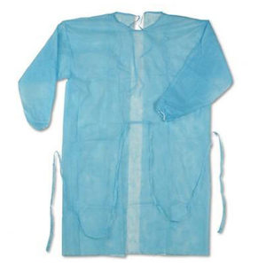 Sms isolation gown level 4 surgical gown isolation gowns high quality