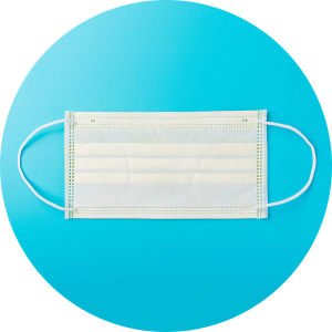 Disposable clear face mask fashion adult face mask good price
