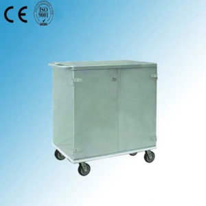 Stainless Steel Hospital Medical Sterilization Cart (Q-30)