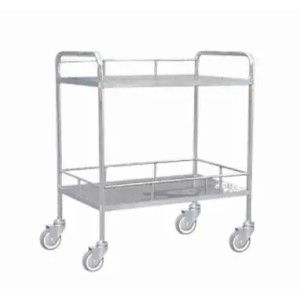 Stainless Steel Hospital Trolley for Operating Instrument (XH-MD-1)
