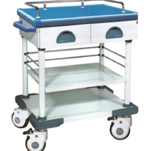 Hospital Trolley for Medicine Transfer