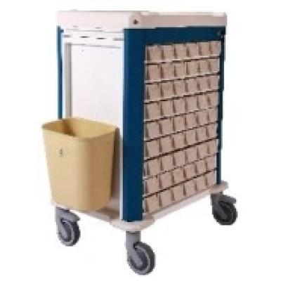 Moveable Hospital Medication Trolley/ Cart