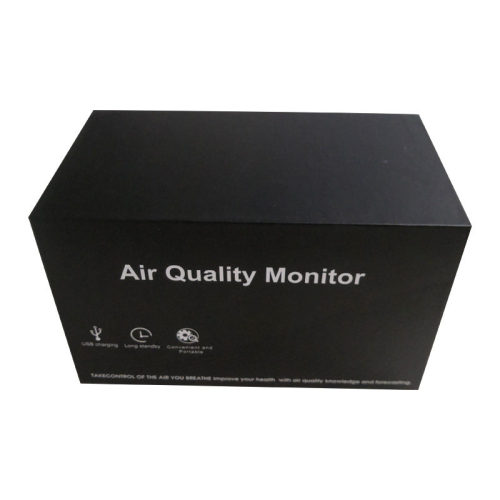 Indoor CO2 meter, CO2 temperature humidity Monitor, workshop classroom office air Quality CO2 monitor