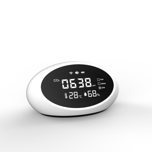 2021 PPM Sensor Gas Concentration Content Air Quality Monitor 400-5000 PPM Home Co2 Meter Detector Japan