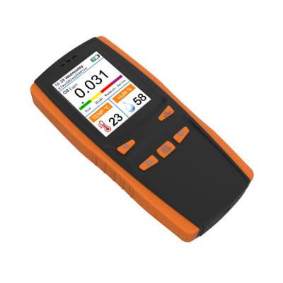 portable Ozone O3 radon meter lpg gas analyzer oxygen medidor de CO2 PM2.5 sensor measurement Spain Germany France Japan