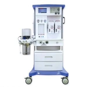 Emergency and Clinics Apparatus Anesthesia System with 7 Inch Screen Display