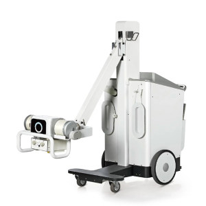 Hospital Equipment 40kw Mobile Digital X Ray System/Machine