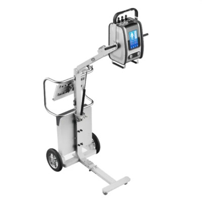 Portable Dr System X-ray Machine with Flat Panel Detector