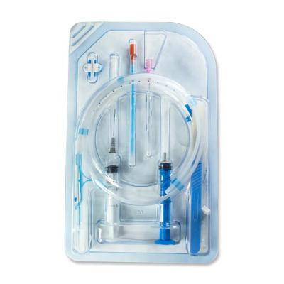 Disposable Medical Single/Double/Triple Lumen Central Venous Catheter Kit