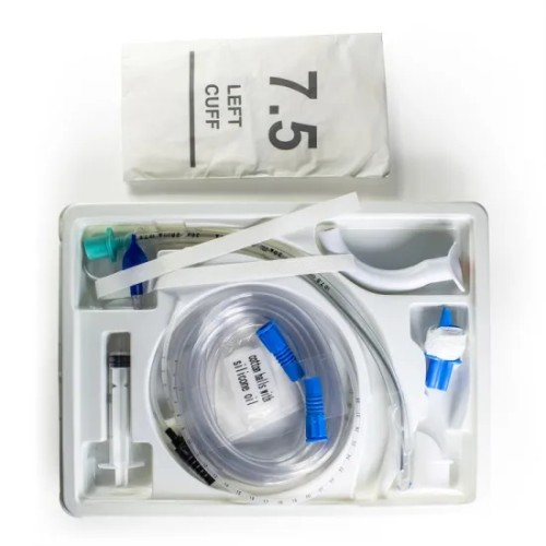 Disposable Medical Endotracheal Tube Endotracheal Intubation Kit with Different Sizes