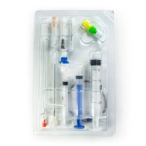 Disposable Medical Combined Spinal and Epidural Anesthesia Kit