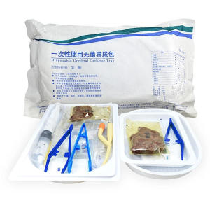 Medical Sterile Surgical Wound Dressing Kit for Single Use